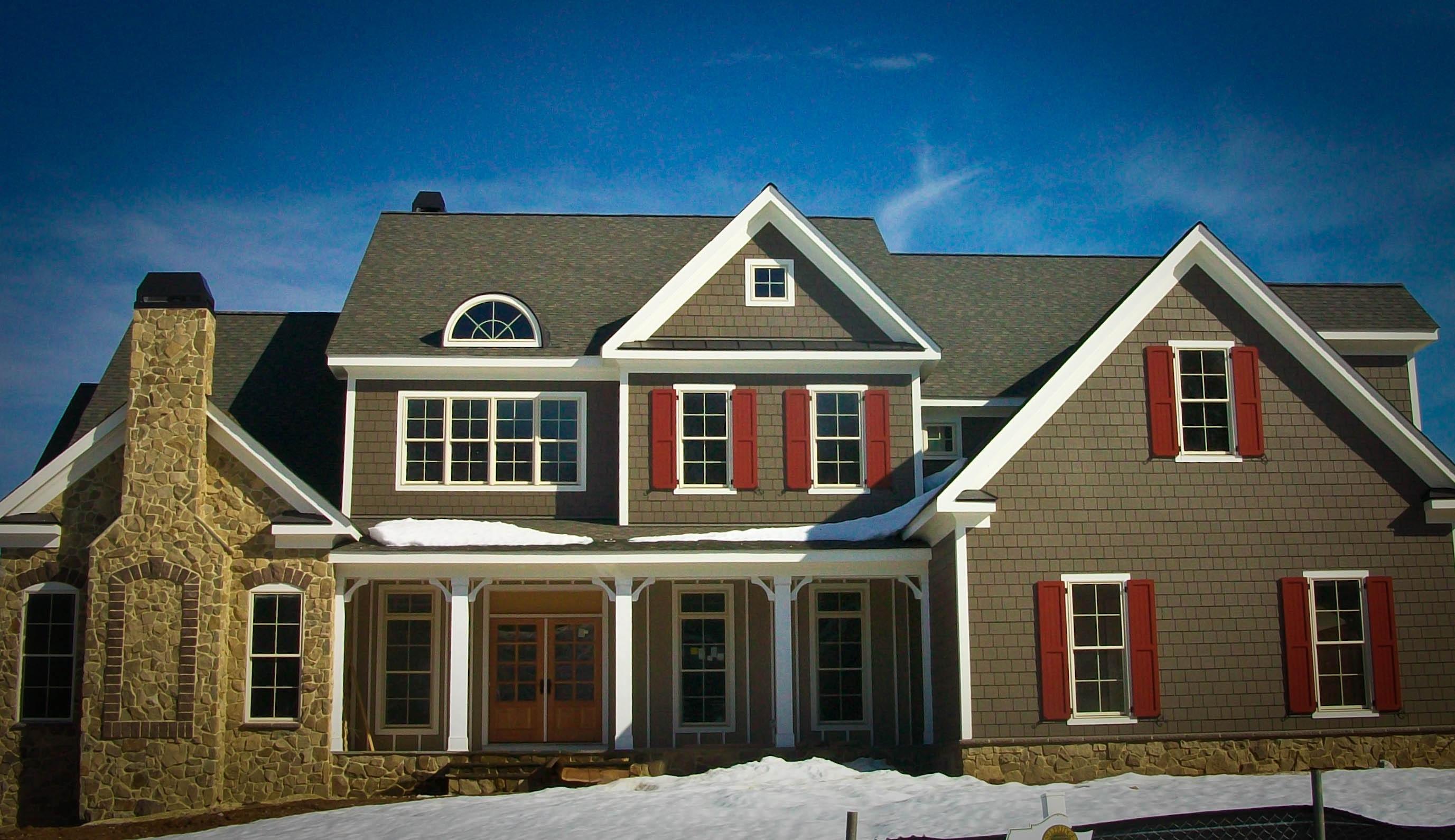 Custom Home, Walnut Grove, Selfridge Builders
